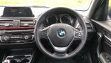 2018 BMW 118d Sport 5-door (White) - Image: 5