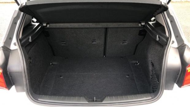 2018 BMW 118d Sport 5-door (White) - Image: 13
