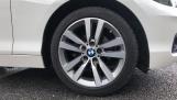 2018 BMW 118d Sport 5-door (White) - Image: 14