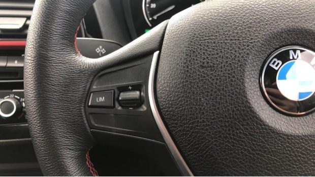 2018 BMW 118d Sport 5-door (White) - Image: 17