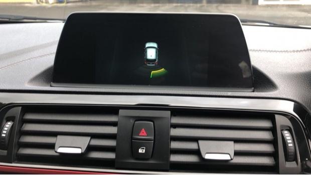 2018 BMW 118d Sport 5-door (White) - Image: 22