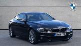 2018 BMW 440i M Sport Coupe (Black) - Image: 1