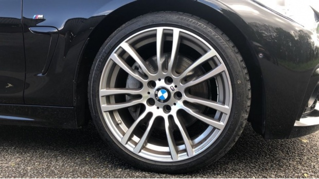 2018 BMW 440i M Sport Coupe (Black) - Image: 14