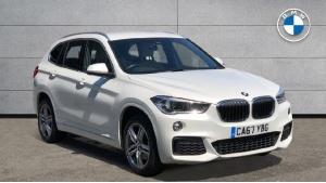 2017 BMW X1 xDrive20i M Sport 5-door