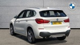 2017 BMW XDrive20i M Sport (White) - Image: 2