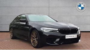 2020 BMW M5 Competition Saloon 4-door