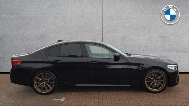 2020 BMW Competition Saloon (Black) - Image: 3
