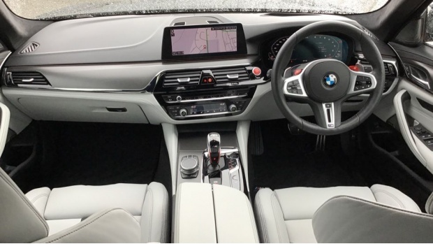 2020 BMW Competition Saloon (Black) - Image: 4