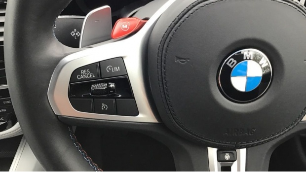 2020 BMW Competition Saloon (Black) - Image: 17