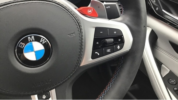 2020 BMW Competition Saloon (Black) - Image: 18