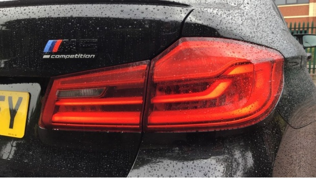 2020 BMW Competition Saloon (Black) - Image: 22