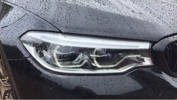 2020 BMW Competition Saloon (Black) - Image: 23