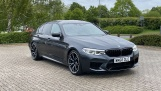 2018 BMW Competition Saloon (Grey) - Image: 1