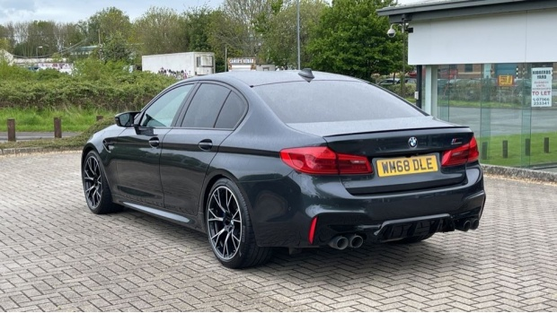 2018 BMW Competition Saloon (Grey) - Image: 2