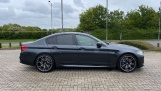 2018 BMW Competition Saloon (Grey) - Image: 3