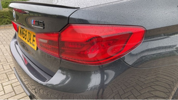 2018 BMW Competition Saloon (Grey) - Image: 21