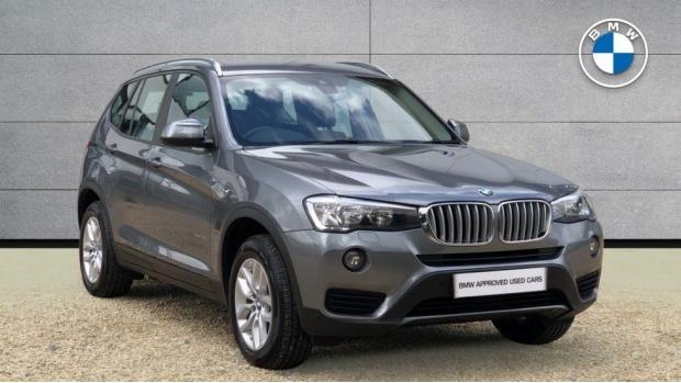 2015 BMW XDrive30d SE (Grey) - Image: 1