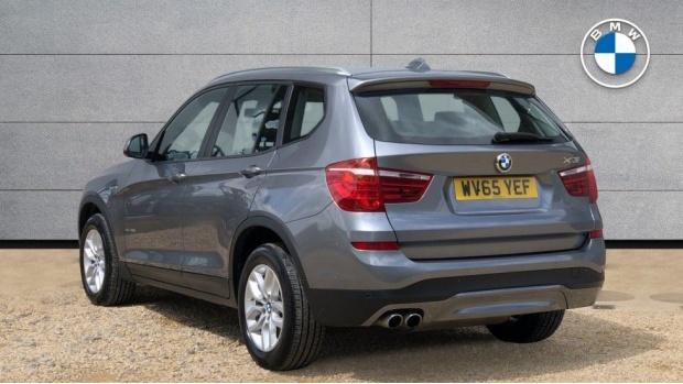 2015 BMW XDrive30d SE (Grey) - Image: 2
