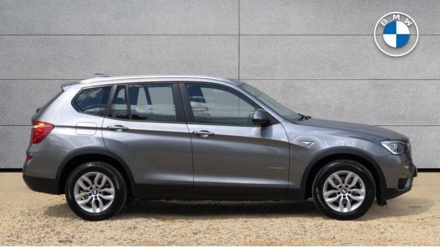2015 BMW XDrive30d SE (Grey) - Image: 3