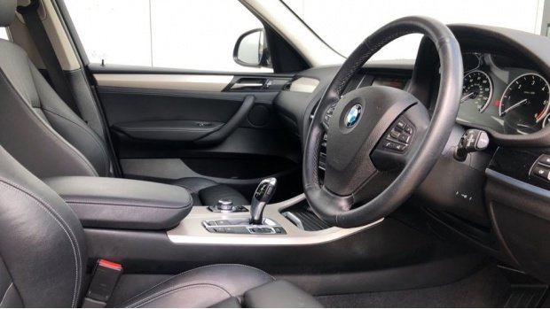 2015 BMW XDrive30d SE (Grey) - Image: 6