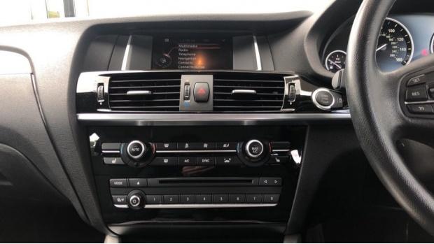 2015 BMW XDrive30d SE (Grey) - Image: 8
