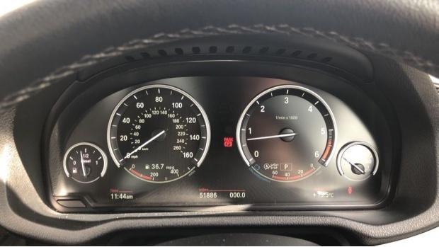 2015 BMW XDrive30d SE (Grey) - Image: 9