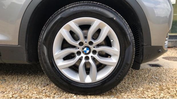 2015 BMW XDrive30d SE (Grey) - Image: 14