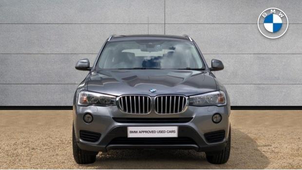 2015 BMW XDrive30d SE (Grey) - Image: 16