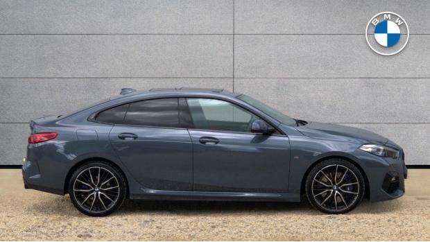 2020 BMW M Sport Gran Coupe (Grey) - Image: 3