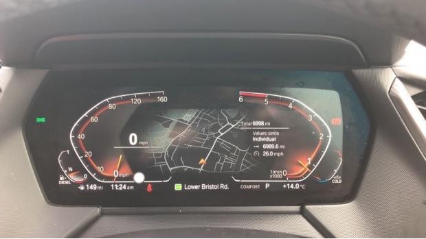 2020 BMW M Sport Gran Coupe (Grey) - Image: 9