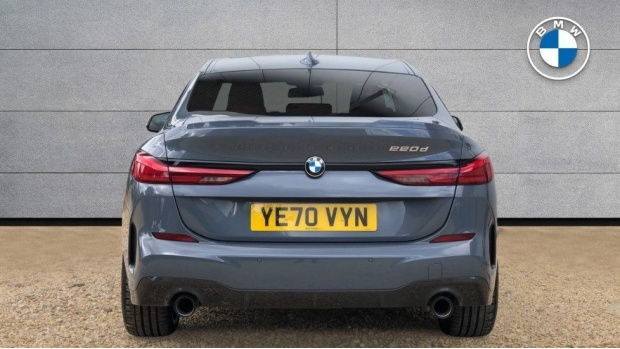 2020 BMW M Sport Gran Coupe (Grey) - Image: 15