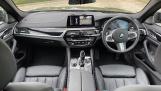 2019 BMW 530d M Sport Saloon (Black) - Image: 4
