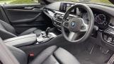 2019 BMW 530d M Sport Saloon (Black) - Image: 6