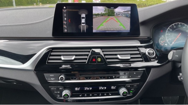 2019 BMW 530d M Sport Saloon (Black) - Image: 8