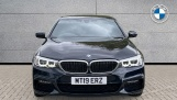 2019 BMW 530d M Sport Saloon (Black) - Image: 16