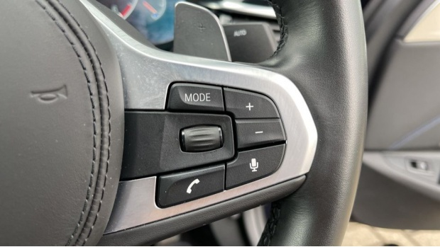 2019 BMW 530d M Sport Saloon (Black) - Image: 18