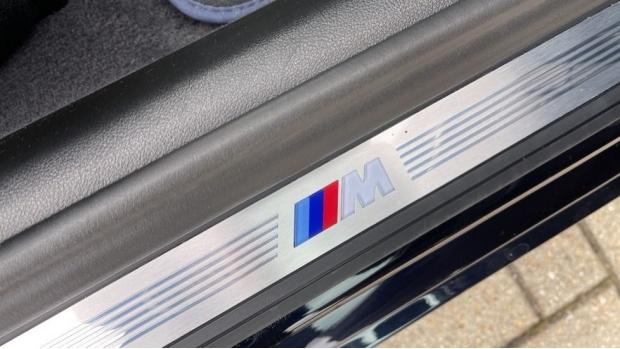 2019 BMW 530d M Sport Saloon (Black) - Image: 24