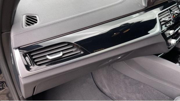 2019 BMW 530d M Sport Saloon (Black) - Image: 31