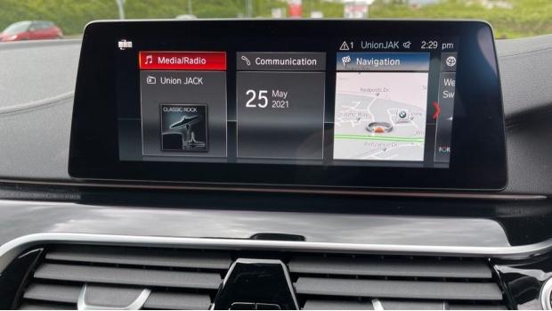 2019 BMW 530d M Sport Saloon (Black) - Image: 40