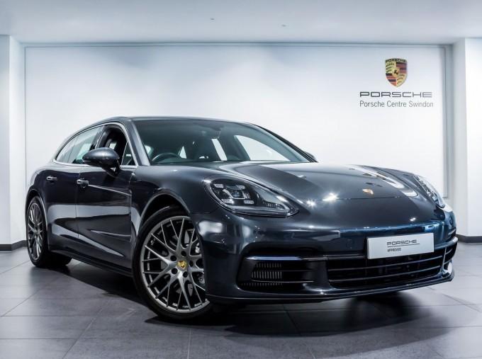 2018 Porsche V6 4S Executive PDK 4WD 4-door (Grey) - Image: 1