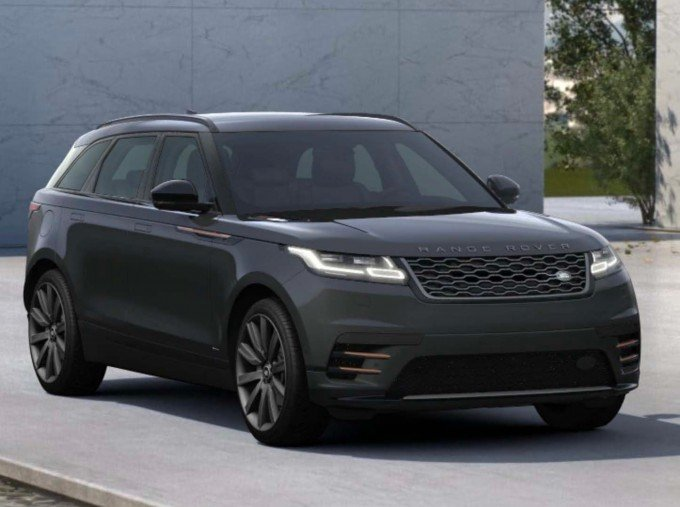 2021 Land Rover D300 MHEV R-Dynamic HSE Auto 4WD 5-door (Grey) - Image: 1