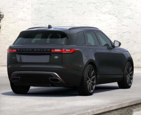 2021 Land Rover D300 MHEV R-Dynamic HSE Auto 4WD 5-door (Grey) - Image: 3