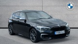 2018 BMW M140i Shadow Edition 5-door (Black) - Image: 1