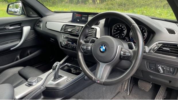 2018 BMW M140i Shadow Edition 5-door (Black) - Image: 6