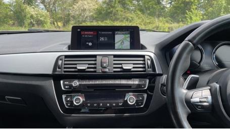 2018 BMW M140i Shadow Edition 5-door (Black) - Image: 8