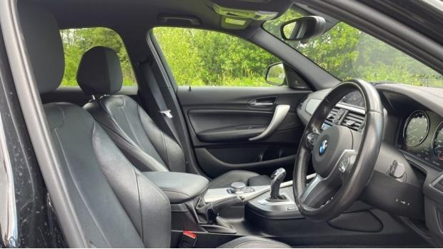2018 BMW M140i Shadow Edition 5-door (Black) - Image: 11