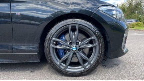 2018 BMW M140i Shadow Edition 5-door (Black) - Image: 14