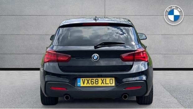 2018 BMW M140i Shadow Edition 5-door (Black) - Image: 15
