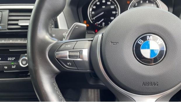 2018 BMW M140i Shadow Edition 5-door (Black) - Image: 17