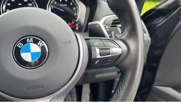 2018 BMW M140i Shadow Edition 5-door (Black) - Image: 18